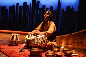The Kite Runner tabla player