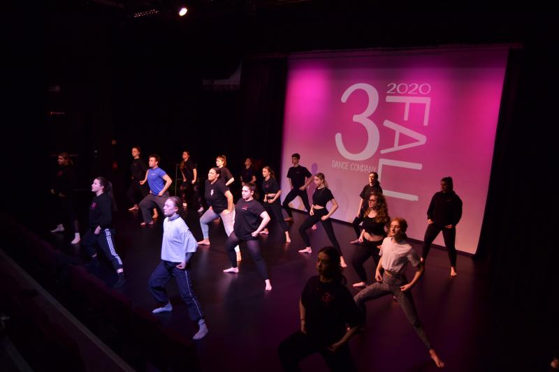 Intensive Dance Day with 3Fall Dance Company