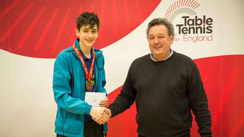 Table Tennis Star Josh Bennett Reflects On Superb Nationals Display