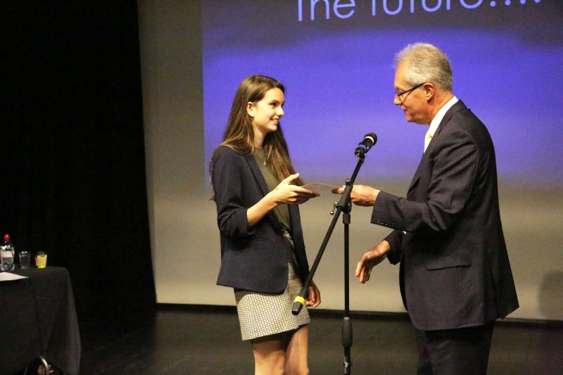 Alexia Wins East Sussex Politics Awards