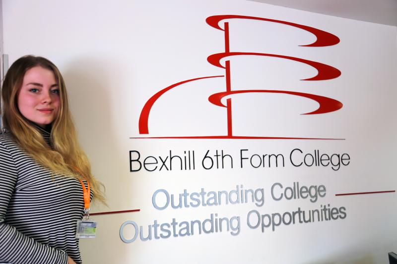 Dragons' Den Star Funds Bexhill College Business Students