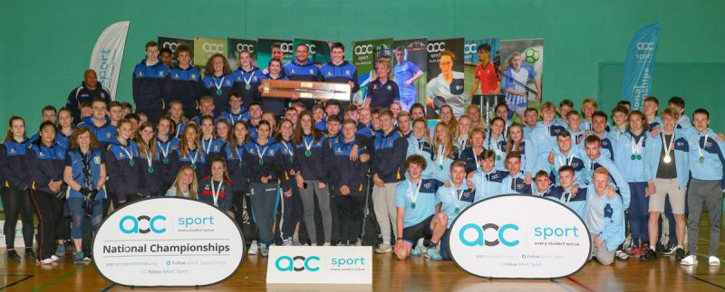 Bexhill College win Gold in Cross Country in National Competition