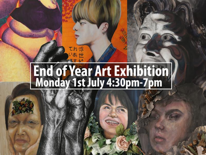 End of Year Art Exhibition