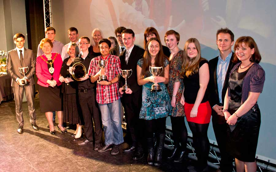 College Presentation Evening Celebrates Another Successful Year