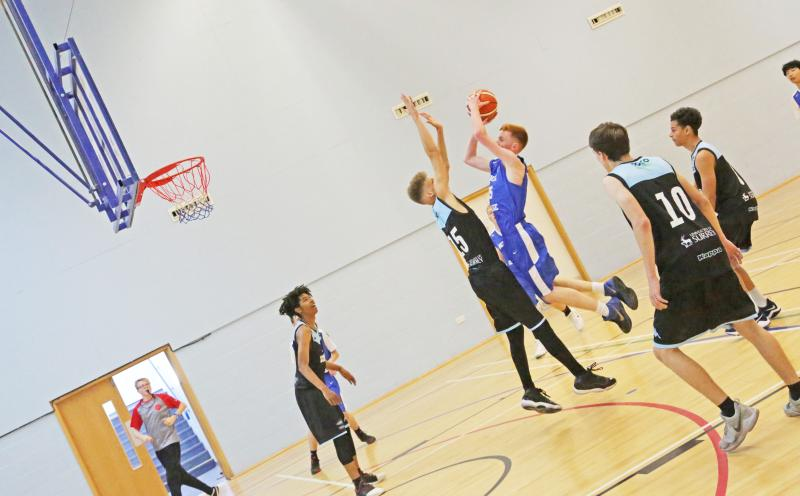 Bexhill College Basketball Academy Kick Off Season With Dominant Performance
