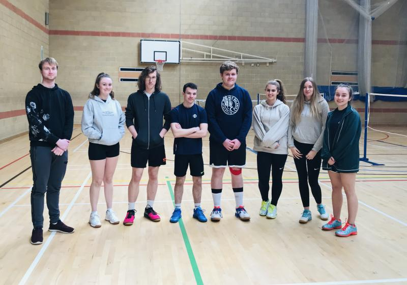 Bexhill Badminton Team Smashes their way into the National Quarter Finals