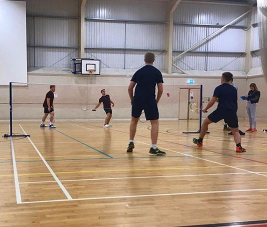 Badminton Academy Compete in South East Regionals