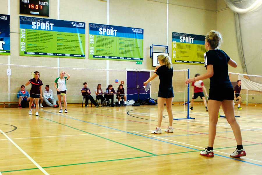 Students perform brilliantly at BCS Badminton Regionals