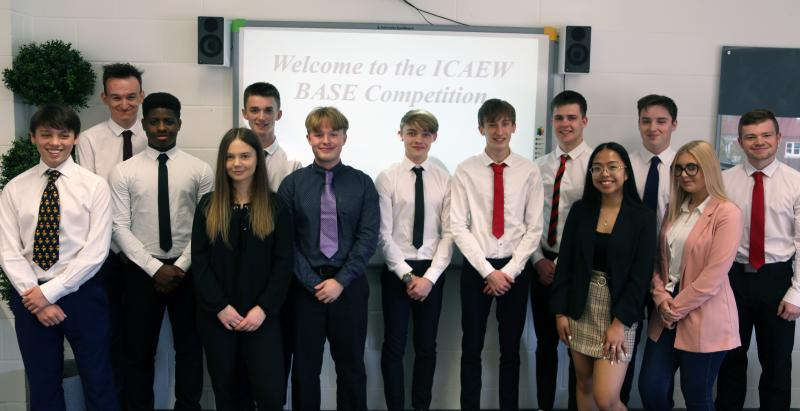 Bexhill College Students Become Business Consultants for the Day