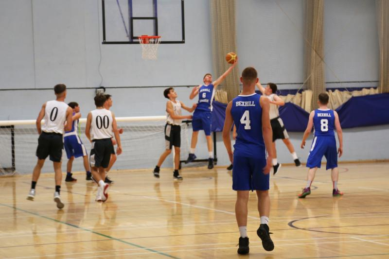 Bexhill Basketball Academy defeated in close BHASVIC game