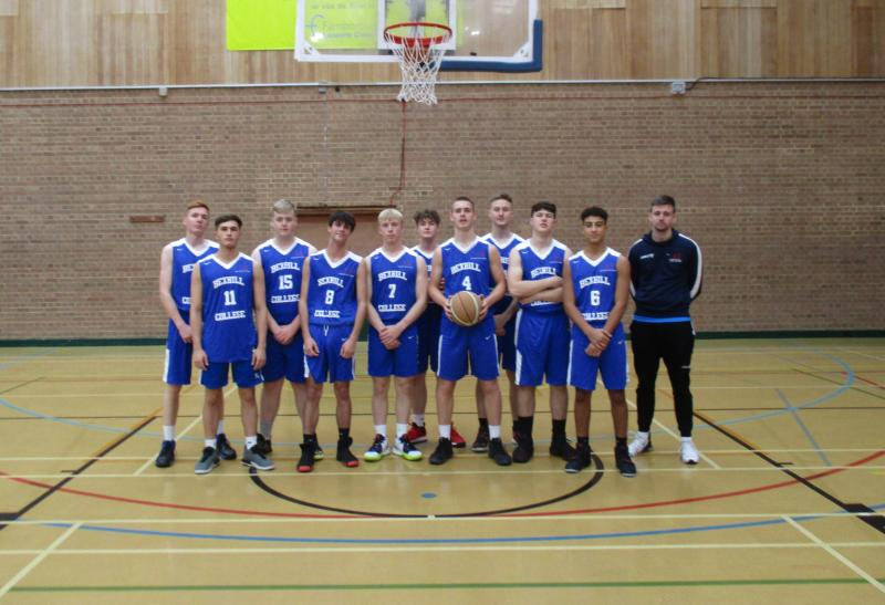 Bexhill College Basketball Academy Secure First League Win
