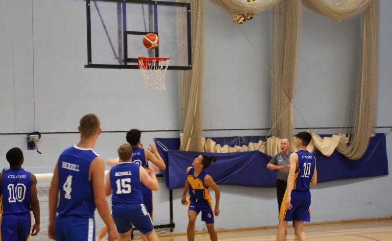 Bexhill Basketball team face toughest game of the season