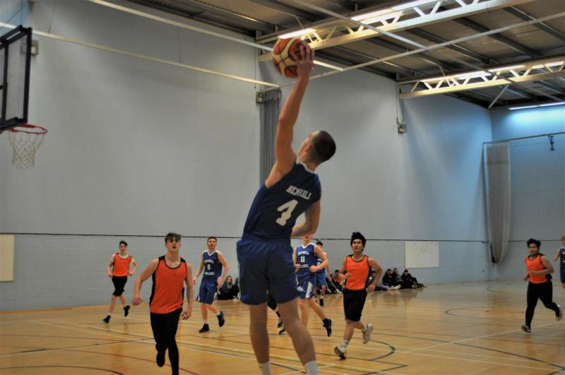 Basketball Academy Excel in South East League