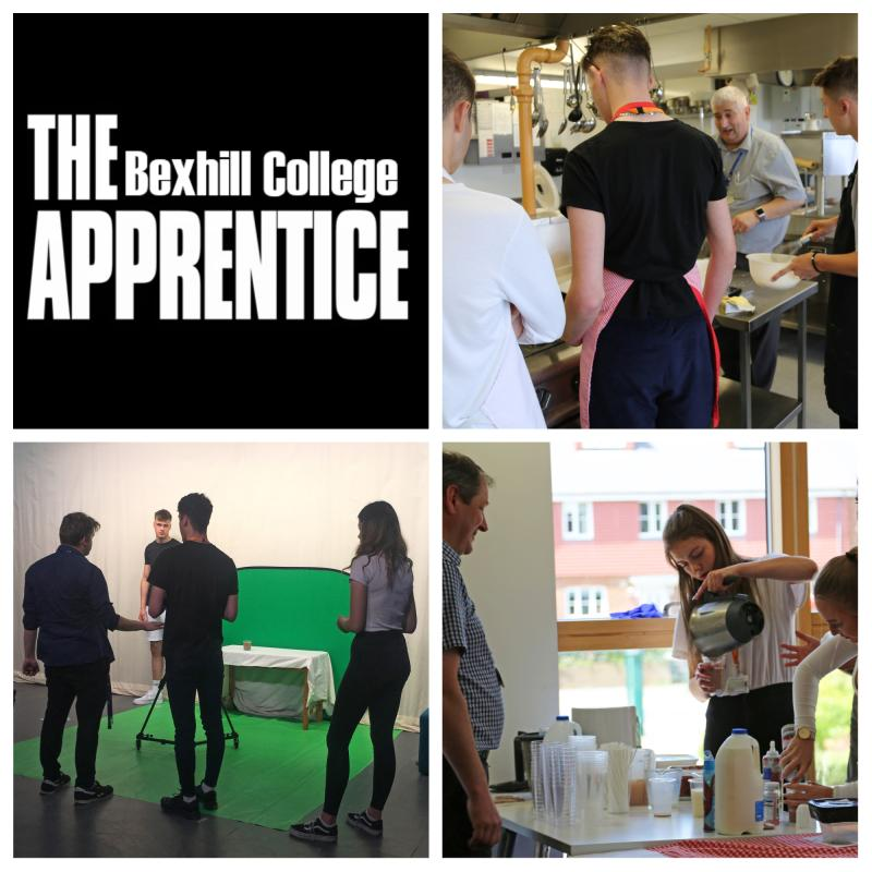 Inaugural Bexhill 6th Form College: 'The Apprentice'