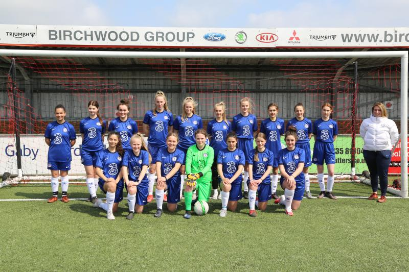 Women's Football Academy Make A Return