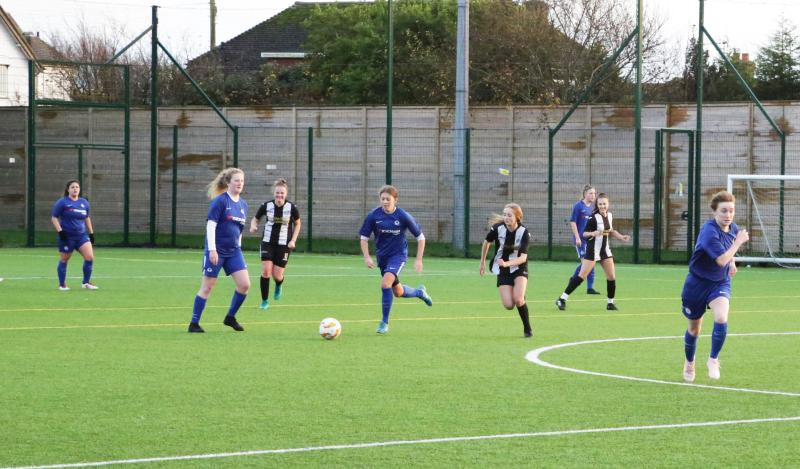 Women's Football Academy lose hard-fought clash against BHASVIC