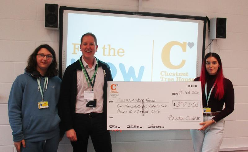 Business Students Show Entrepreneurial Flair and Fundraise over £1000 for Charity