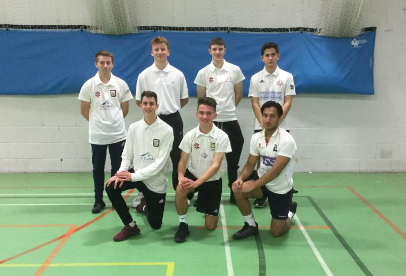 Bexhill College Cricket Academy become Regional Champions
