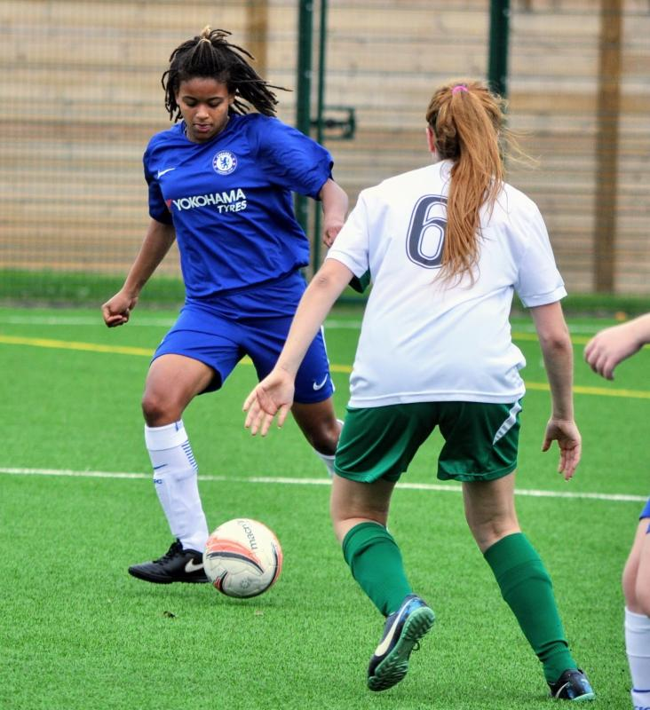 Bexhill College Thrilling 1-1 Draw Against Thomas Bennett