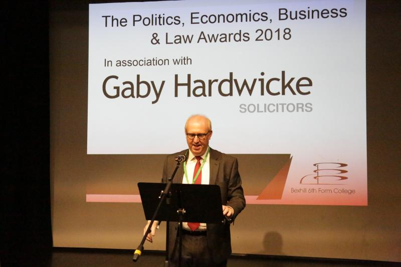 The Politics, Economics, Business & Law Awards