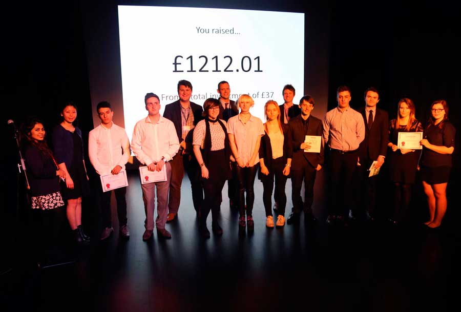 Business Students Rise To Deloitte's Micro-Tyco Challenge