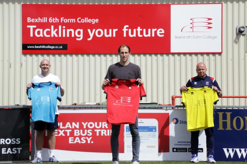 Bexhill College partnership points to positive future for Eastbourne Borough