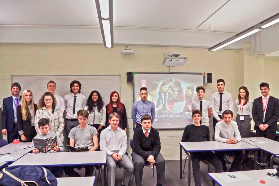 Economics Students Overcome Challenges With ICAEW