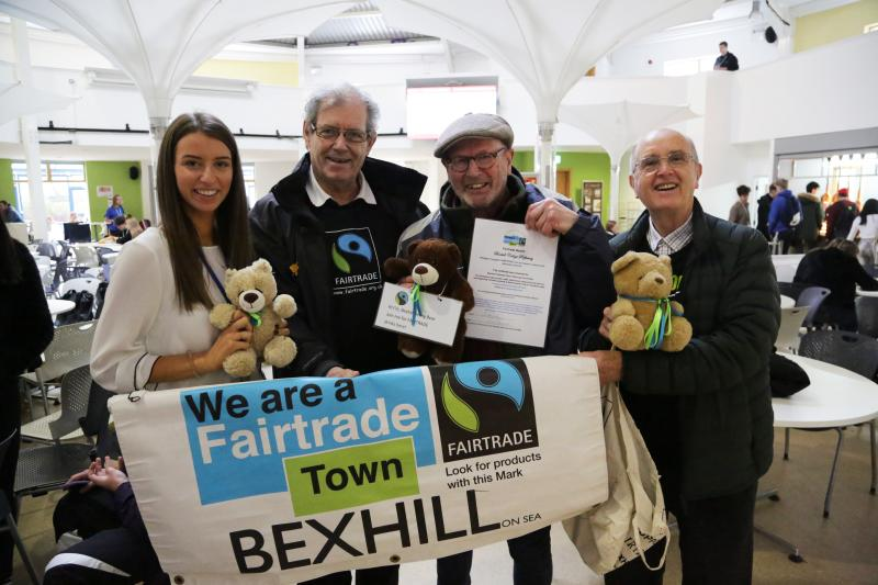 Bears for Bexhill Fairtrade