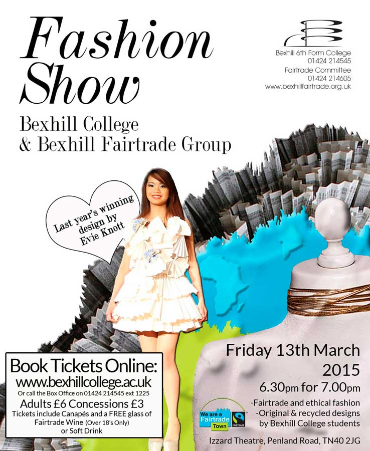 Tickets On Sale For The Seventh Annual Fairtrade Fashion Show