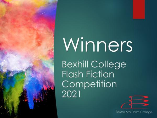 Flash Fiction Competition 2021 - Winners