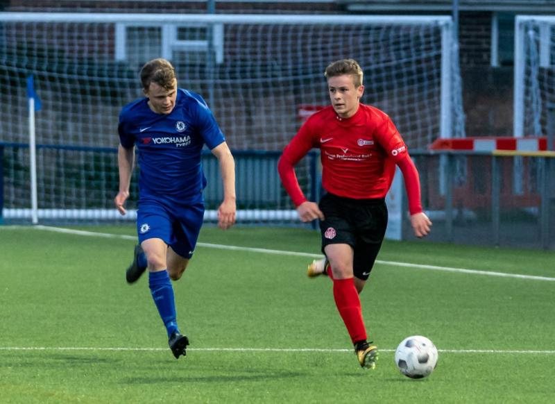 Men's Football Team Miss Out On Trophy