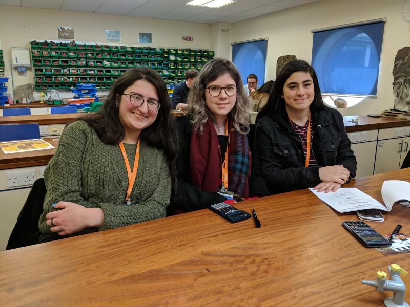 Geology Students Win South East Heats Of The Schools Geology Challenge And Progress To Final