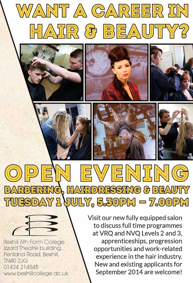 Opening Evening Tuesday