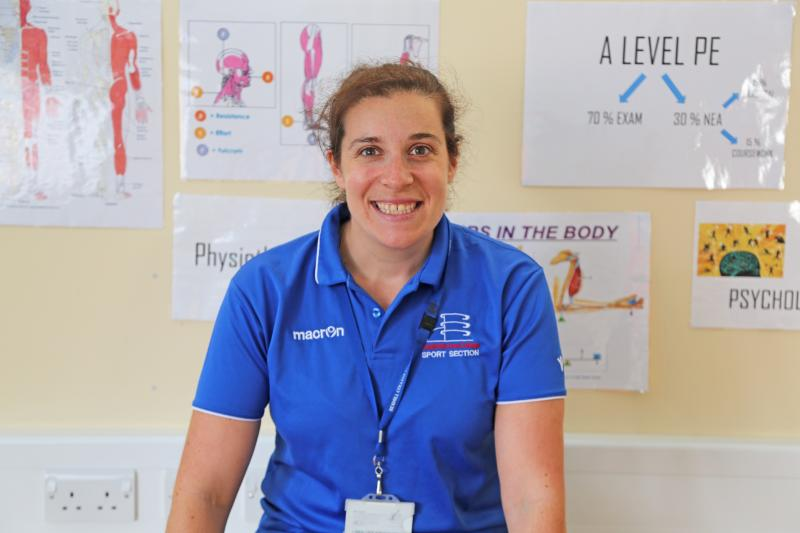 PE Teacher Highly Commended At Sussex Teacher Of The Year Awards