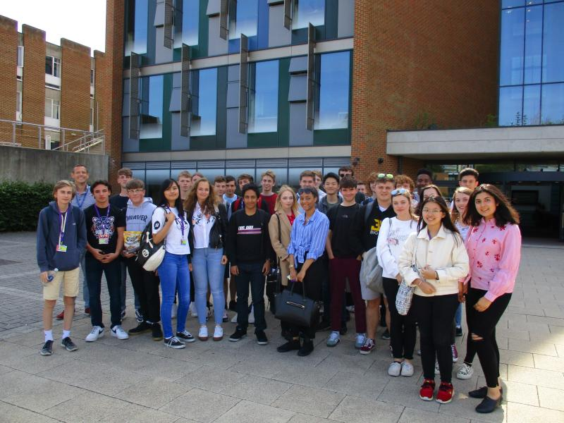 Students Selected for Master Class at the University of Sussex