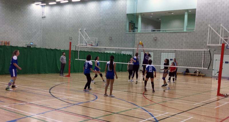 Bexhill College Volleyball Academy