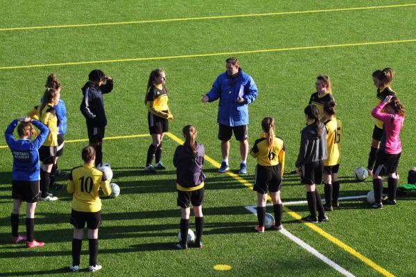 Bexhill College Officially Open New 3G Pitch With Gillingham FC Ladies