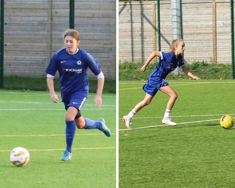 Academy Students quiz professional Chelsea Player/ England Lioness in exclusive video call opportunity