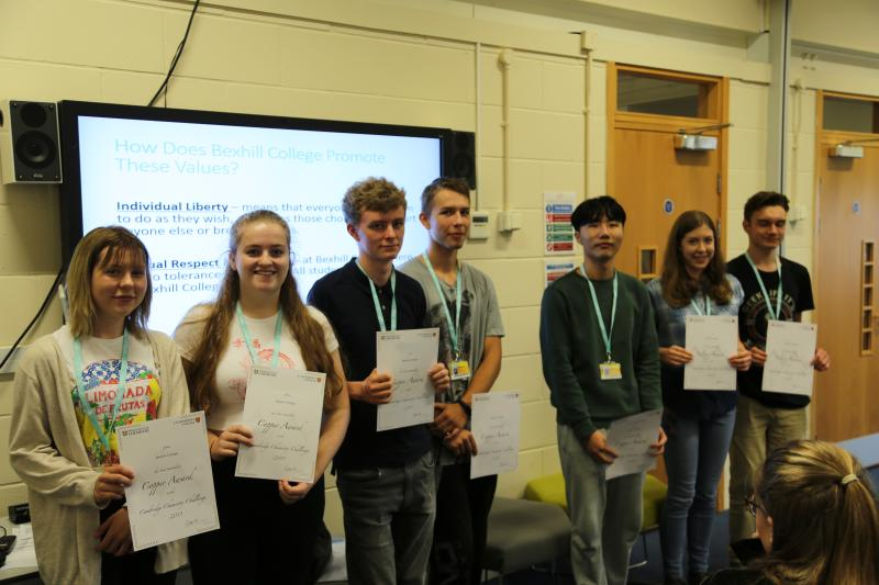 Lower Sixth Chemistry Challenge Success