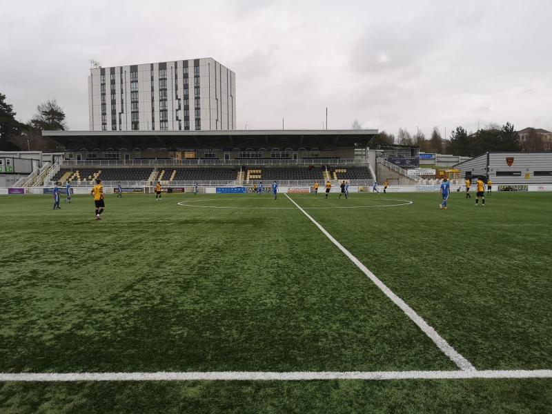 Bexhill College Seal Confident 4-1 Win Against Maidstone United