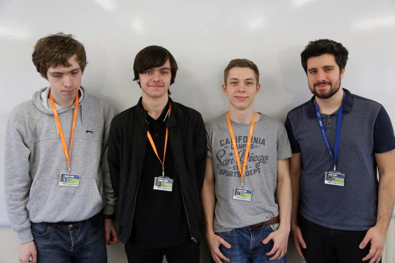 Bexhill College Maths Students Impress at National Final