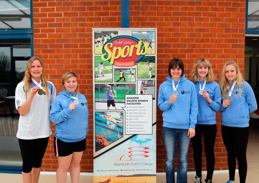 Bexhill And South East Squad Shines In National Competition