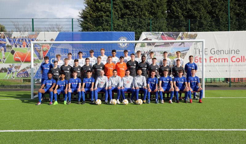 Bexhill College's Football Academy Success this Season