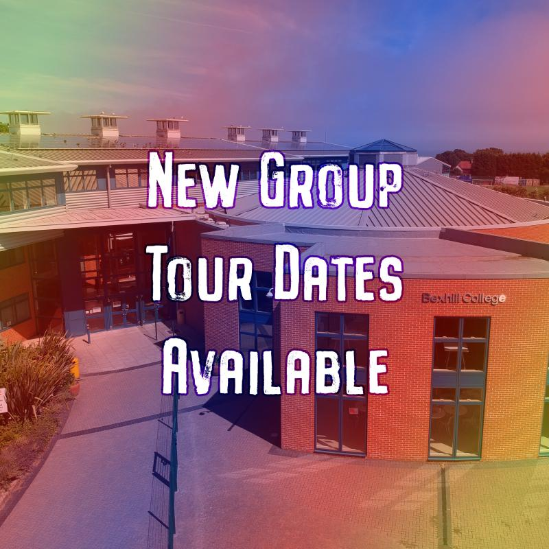 Bexhill College Facilities Tours
