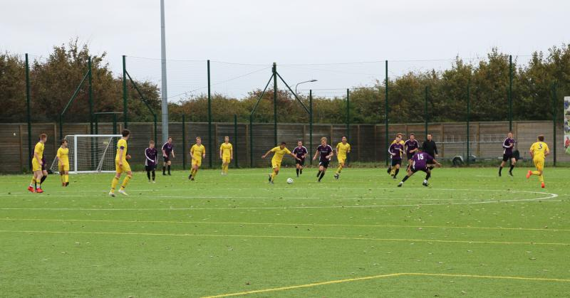 Oriel FC 6 – 2 Bexhill College 2nd's