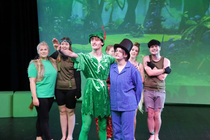 Bexhill College Presents: Peter Pan Jr