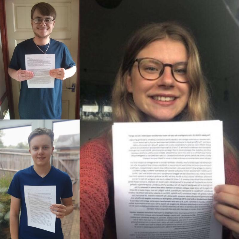 Politics Students Win Essay Competition for the Fourth Consecutive Year