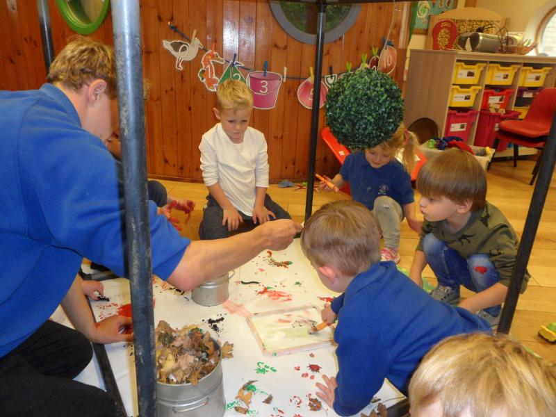 Nursery's First Christmas Fayre