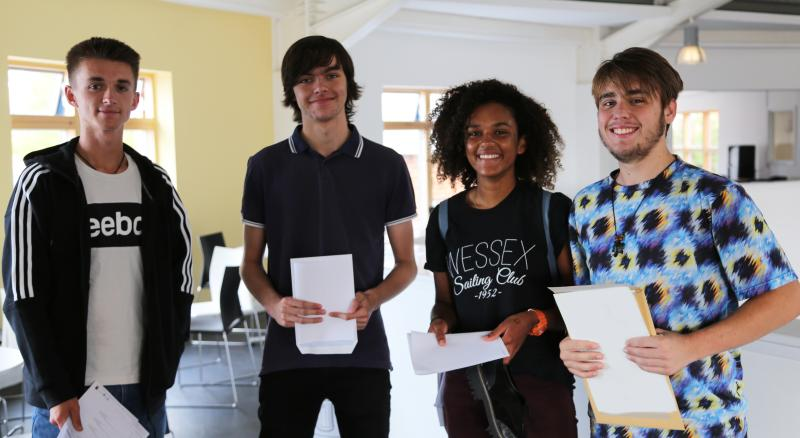 Outstanding Results for Bexhill College