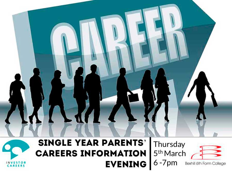 Single Year Parents' Careers Information Evening